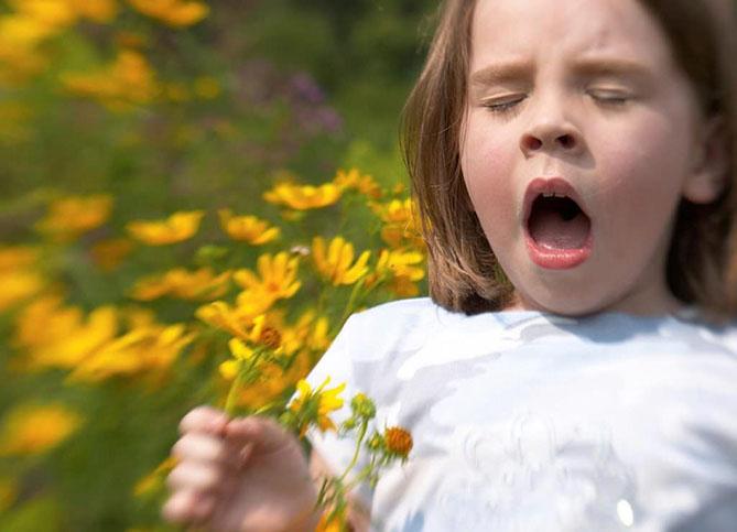Прием детского аллерголога