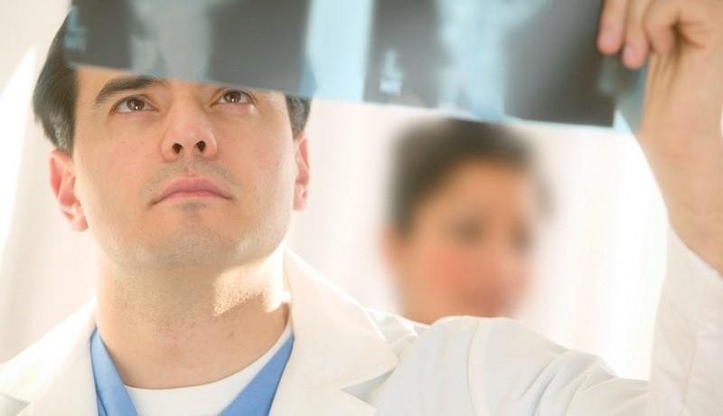 Хирург на приеме
