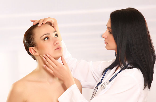 диагностика неврита лицевого нерва